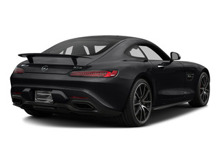 Black 2016 Mercedes-Benz AMG GT Pictures AMG GT S 2 Door Coupe photos rear view