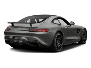 designo Magno Selenite Grey 2016 Mercedes-Benz AMG GT Pictures AMG GT S 2 Door Coupe photos rear view