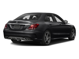 Black 2016 Mercedes-Benz C-Class Pictures C-Class Sedan 4D C450 Sport AMG AWD V6 Turbo photos rear view