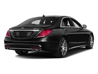 Magnetite Black Metallic 2016 Mercedes-Benz S-Class Pictures S-Class 4 Door Sedan Rear Wheel Drive photos rear view