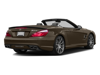 Dolomite Brown Metallic 2016 Mercedes-Benz SL Pictures SL Roadster 2D SL63 AMG V8 Turbo photos rear view