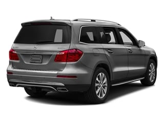 Steel Gray Metallic 2016 Mercedes-Benz GL Pictures GL Utility 4D GL450 4WD V6 photos rear view