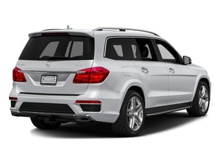 Polar White 2016 Mercedes-Benz GL Pictures GL Utility 4D GL550 4WD V8 photos rear view