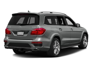 Palladium Silver Metallic 2016 Mercedes-Benz GL Pictures GL Utility 4D GL550 4WD V8 photos rear view