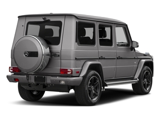 designo Magno Platinum 2016 Mercedes-Benz G-Class Pictures G-Class 4 Door Utility 4Matic photos rear view