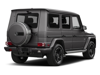 Tectite Grey Metallic 2016 Mercedes-Benz G-Class Pictures G-Class 4 Door Utility 4Matic photos rear view