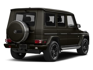 Dakota Brown Metallic 2016 Mercedes-Benz G-Class Pictures G-Class 4 Door Utility 4Matic photos rear view