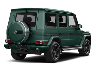 Agate Green 2016 Mercedes-Benz G-Class Pictures G-Class 4 Door Utility 4Matic photos rear view