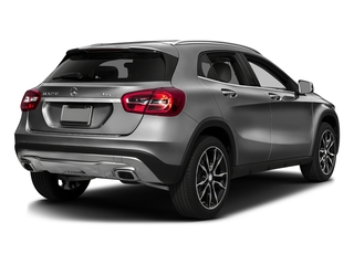 designo Mountain Gray Magno 2016 Mercedes-Benz GLA Pictures GLA Utility 4D GLA250 AWD I4 Turbo photos rear view