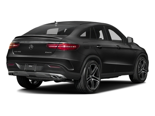 Steel Gray Metallic 2016 Mercedes-Benz GLE Pictures GLE Utility 4D GLE450 Sport Coupe AWD V6 photos rear view