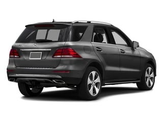 Steel Gray Metallic 2016 Mercedes-Benz GLE Pictures GLE Utility 4D GLE350 AWD V6 photos rear view