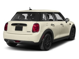 Pepper White 2016 MINI Cooper Hardtop 4 Door Pictures Cooper Hardtop 4 Door Wagon 4D I3 Turbo photos rear view