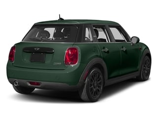 British Racing Green Metallic 2016 MINI Cooper Hardtop 4 Door Pictures Cooper Hardtop 4 Door Wagon 4D I3 Turbo photos rear view