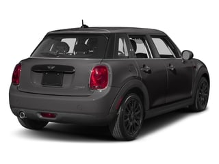 Iced Chocolate Metallic 2016 MINI Cooper Hardtop 4 Door Pictures Cooper Hardtop 4 Door Wagon 4D I3 Turbo photos rear view