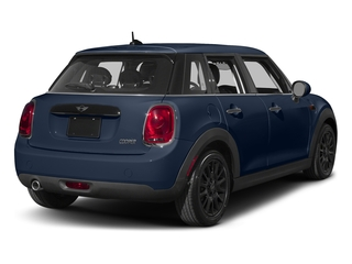 Deep Blue Metallic 2016 MINI Cooper Hardtop 4 Door Pictures Cooper Hardtop 4 Door Wagon 4D I3 Turbo photos rear view