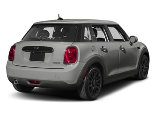 Moonwalk Grey Metallic 2016 MINI Cooper Hardtop 4 Door Pictures Cooper Hardtop 4 Door Wagon 4D I3 Turbo photos rear view