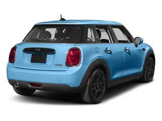 Electric Blue Metallic 2016 MINI Cooper Hardtop 4 Door Pictures Cooper Hardtop 4 Door Wagon 4D I3 Turbo photos rear view