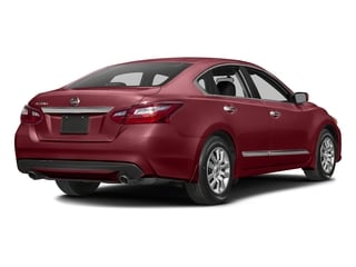 Cayenne Red 2016 Nissan Altima Pictures Altima Sedan 4D SV I4 photos rear view