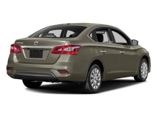 Titanium Metallic 2016 Nissan Sentra Pictures Sentra Sedan 4D SV I4 photos rear view