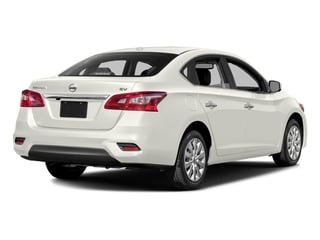 Fresh Powder 2016 Nissan Sentra Pictures Sentra Sedan 4D SV I4 photos rear view
