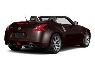 Black Cherry 2016 Nissan 370Z Pictures 370Z Roadster 2D Touring Sport V6 photos rear view