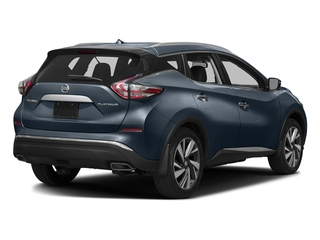 Arctic Blue Metallic 2016 Nissan Murano Pictures Murano Utility 4D SL 2WD V6 photos rear view