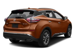 Pacific Sunset Metallic 2016 Nissan Murano Pictures Murano Utility 4D S 2WD V6 photos rear view