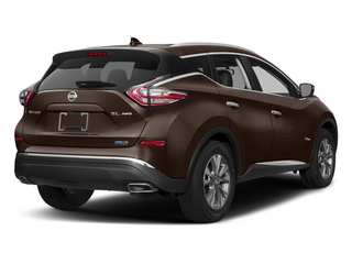Java Metallic 2016 Nissan Murano Pictures Murano Utility 4D SL 2WD I4 Hybrid photos rear view
