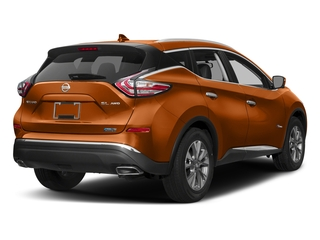 Pacific Sunset Metallic 2016 Nissan Murano Pictures Murano Utility 4D SL 2WD I4 Hybrid photos rear view