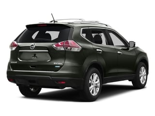 Midnight Jade 2016 Nissan Rogue Pictures Rogue Utility 4D SV AWD I4 photos rear view