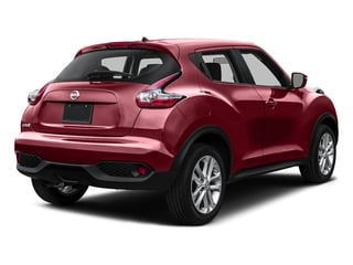 Red Alert 2016 Nissan JUKE Pictures JUKE Utlity 4D S 2WD I4 Turbo photos rear view