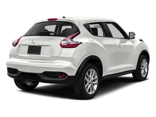 White Pearl 2016 Nissan JUKE Pictures JUKE Utlity 4D S 2WD I4 Turbo photos rear view