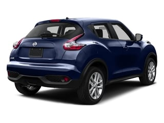 Cosmic Blue 2016 Nissan JUKE Pictures JUKE Utlity 4D S 2WD I4 Turbo photos rear view