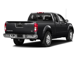 Magnetic Black 2016 Nissan Frontier Pictures Frontier King Cab SV 2WD photos rear view