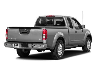 Brilliant Silver 2016 Nissan Frontier Pictures Frontier King Cab SV 2WD photos rear view