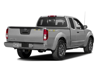 Brilliant Silver 2016 Nissan Frontier Pictures Frontier King Cab Desert Runner 2WD photos rear view
