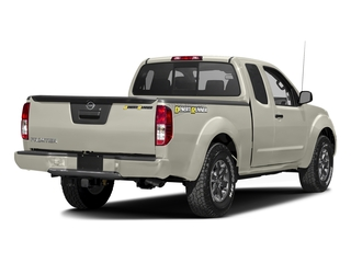 Glacier White 2016 Nissan Frontier Pictures Frontier King Cab Desert Runner 2WD photos rear view
