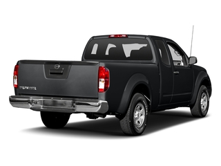 Magnetic Black 2016 Nissan Frontier Pictures Frontier King Cab S 2WD photos rear view