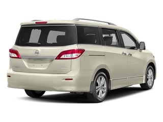 White Pearl 2016 Nissan Quest Pictures Quest Wagon 5D SL V6 photos rear view