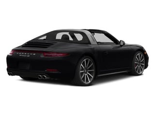 Black 2016 Porsche 911 Pictures 911 Coupe 2D 4S Targa AWD photos rear view