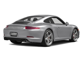 GT Silver Metallic 2016 Porsche 911 Pictures 911 Coupe 2D S H6 photos rear view
