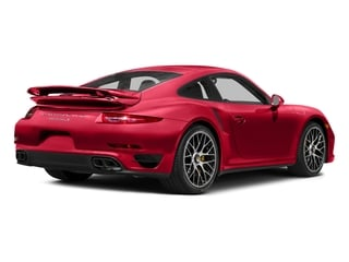 Guards Red 2016 Porsche 911 Pictures 911 Coupe 2D Turbo AWD H6 photos rear view