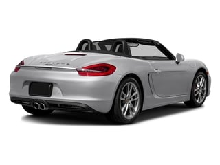 GT Silver Metallic 2016 Porsche Boxster Pictures Boxster Roadster 2D GTS H6 photos rear view