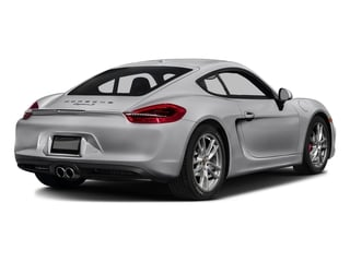 GT Silver Metallic 2016 Porsche Cayman Pictures Cayman Coupe 2D GTS H6 photos rear view