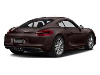 Mahogany Metallic 2016 Porsche Cayman Pictures Cayman Coupe 2D GTS H6 photos rear view