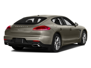 Palladium Metallic 2016 Porsche Panamera Pictures Panamera Hatchback 4D 4 AWD H6 photos rear view