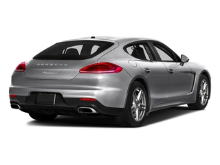 GT Silver Metallic 2016 Porsche Panamera Pictures Panamera Hatchback 4D S Exec AWD V8 Turbo photos rear view