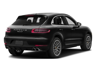 Custom Color Uni 2016 Porsche Macan Pictures Macan Utility 4D AWD V6 Turbo photos rear view