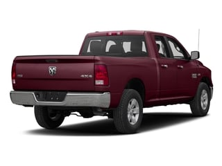 Delmonico Red Pearlcoat 2016 Ram Truck 1500 Pictures 1500 Quad Cab Express 2WD photos rear view