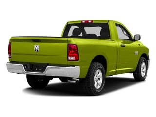 National Safety Yellow 2016 Ram Truck 1500 Pictures 1500 Regular Cab SLT 4WD photos rear view